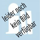 "Taschenkreuz ""Regenbogen"" - blau"