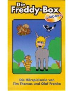 Freddy der Esel, Box 1