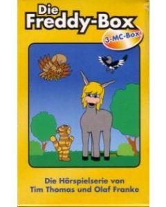 Freddy der Esel, Box 2