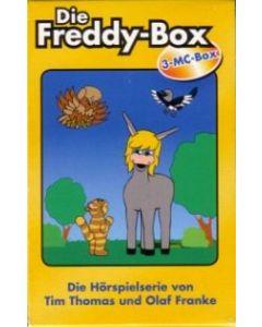 Freddy der Esel, Box 3
