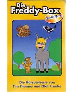 Freddy der Esel, Box 4