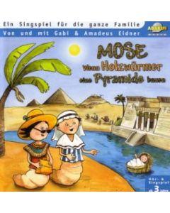 Mose - Wenn Holzwürmer eine Pyramide bauen
