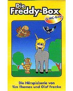 Freddy der Esel, Box 5