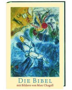 Die Bibel mit Bildern von Marc Chagall