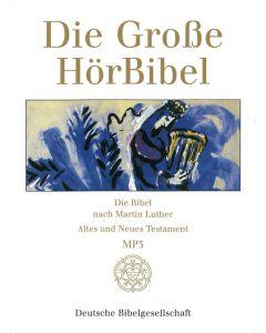 Die große HörBibel - Altes und Neues Testament MP3