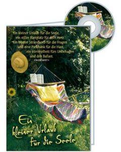 CD-Card: Ein kleiner Urlaub für die Seele - neutral
