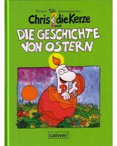 Chris, die Kerze und die Geschichte von Ostern