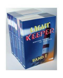 Lightkeeper - Band 1-6 Paket