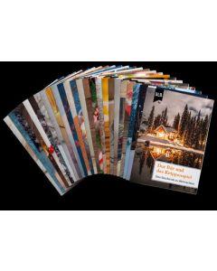 Eine Geschichte zu Weihnachten - Paket 1-5