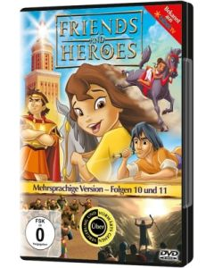 Friends And Heroes - Folgen 10 & 11