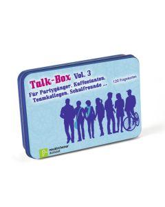 Talk-Box Vol.3 - Für Partygänger, Kaffeetanten