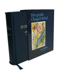 Die große Chagall Bibel - Prachtausgabe