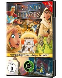 Friends And Heroes - Folgen 16 & 17
