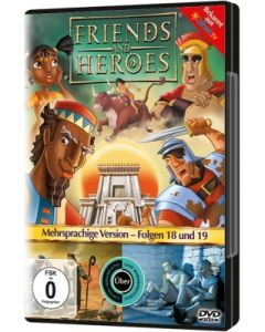 Friends And Heroes - Folgen 18 & 19