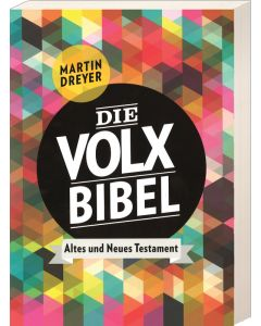 Die Volxbibel - AT+NT - Motiv Retro