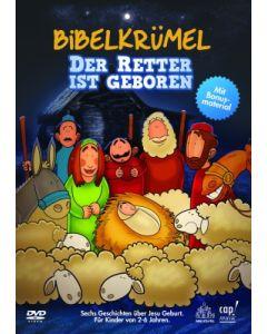 Bibelkrümel - Der Retter ist geboren