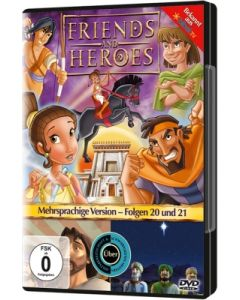 Friends And Heroes - Folgen 20 & 21