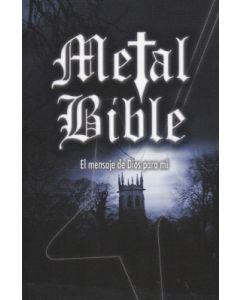 Metal Bibel - spanisch