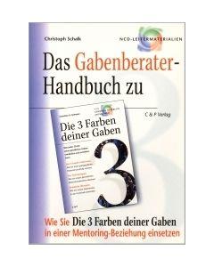 """Das Gabenberater-Handbuch """"3 Farben deiner Gaben"""""""