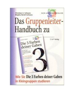 """Das Gruppenleiter-Handbuch """"3 Farben deiner Gaben"""""""