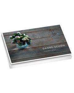 """Postkartenbuch """"DANKE:SCHÖN"""""""