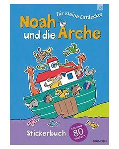 Noah und die Arche - Stickerbuch