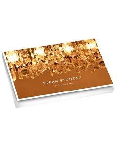 """Postkartenbuch """"STERN:STUNDEN"""""""
