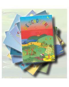 Lese- und Malbücher - Paket