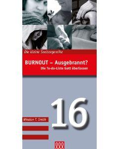 Burnout - Ausgebrannt?