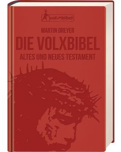Die Volxbibel - Altes und Neues Testament, Taschenausgabe, Kunstleder