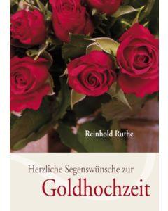 Herzliche Segenswünsche zur Goldhochzeit