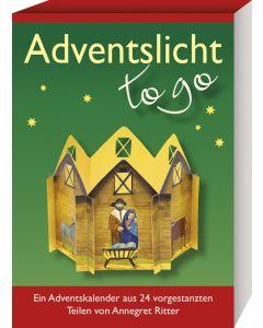 Adventslicht to go - Adventskalender