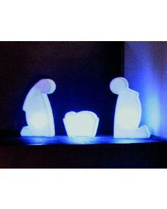 """Leuchtfiguren """"Heilige Familie"""""""