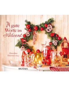 24 gute Worte im Advent