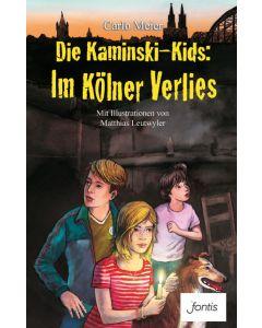 Die Kaminski-Kids: Im Kölner Verlies (15)