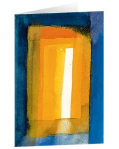 "Kunstkarten ""Licht"" - 5 Stk."