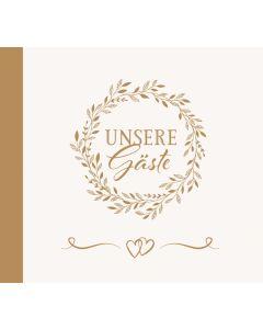 Gästebuch - Hochzeit