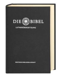 Luther 2017 Taschenausgabe mit Apokryphen schwarz