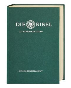 Luther 2017 Taschenausgabe ohne Apokryphen grün