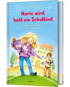 Marie wird bald ein Schulkind