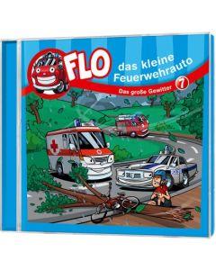Flo - das kleine Feuerwehrauto: Das große Gewitter (7)
