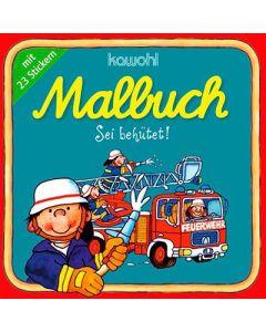 """Malbuch """"Sei behütet"""""""