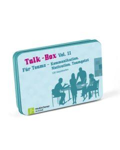 Talk-Box Vol.11 - Für Teams