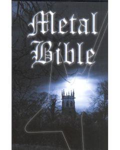 Metal Bibel - tschechisch
