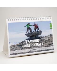 Training Jüngerschaft - Kartenaufsteller