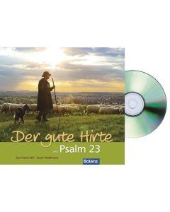 Der gute Hirte und Psalm 23 - Buch mit DVD