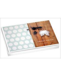 """Postkartenbuch """"TROST:REICH"""""""