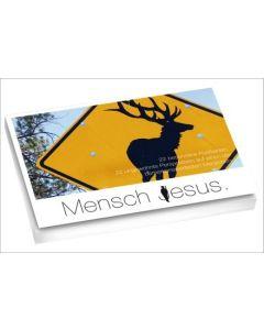 Mensch Jesus. Postkartenbuch #1
