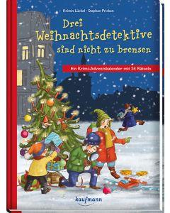 Drei Weihnachtsdetektive sind nicht zu bremsen - Adventskalender