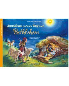 Jonathan auf dem Weg nach Bethlehem - Adventskalender